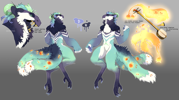 [c] YGH Ref - Sinnerville 1 by corycatte