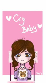 Cry Baby  by RoRy-uwu