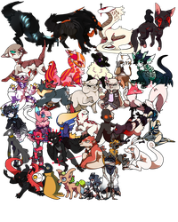 (c) chibi compilation 1 by hatchl