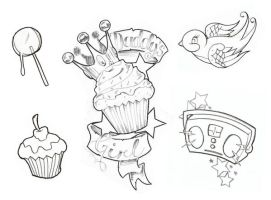 Flash Sheet 2 by Tattboy