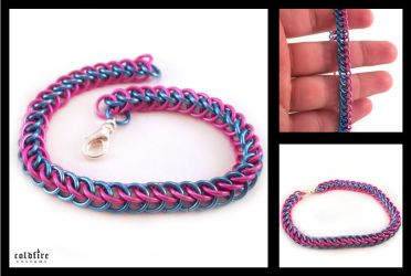 Sweet as Candy HP Bracelet by coldfirecustoms