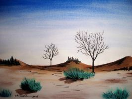 watercolor.. by TomKilbane