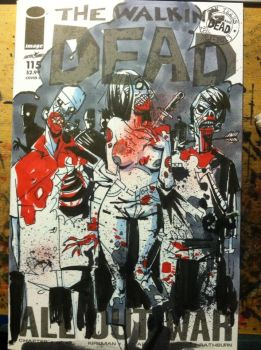 Twd Cover by LanceSawyer