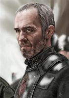 Stannis Baratheon [Stephen Dillane] Game Of Throne by masteryue