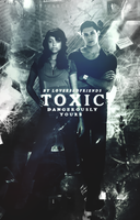 [ Wattpad Cover Request ] - Toxic by ineffablely