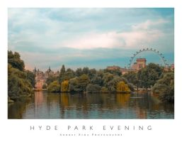 Hyde Park Evening by Andrejz