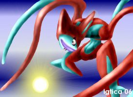 Deoxys for jedite1000