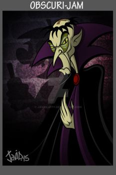 Obscuri-Jam: Count Macula by JaviDLuffy