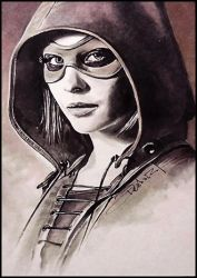 Thea Queen by DavidDeb