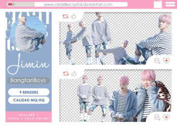 #093 | Pack PNG | Jimin | BTS by jellycxt