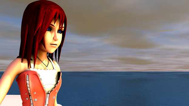 Kairi - Maybe waiting isn't good enough by TheRPGPlayer