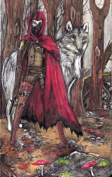 Red Riding Hood - The Price of Survival by juliet999