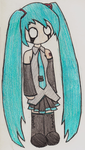 Miku Hatsune by Autumn-Blizzard-Fang