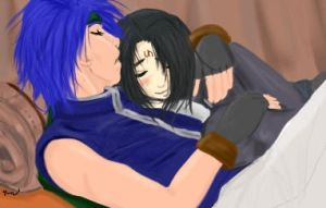 Fire Emblem: Peaceful Sleep by LexSterling
