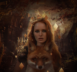 ginger queen by royalbloodxx