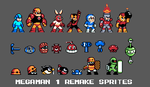 Megaman 1 REmake by Zeh1999