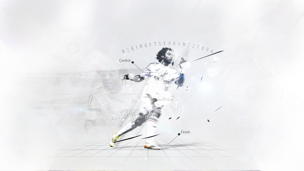 Marcelo - Real Madrid by Serkan1905