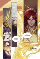 Carciphona book 6 page 1 by shilin