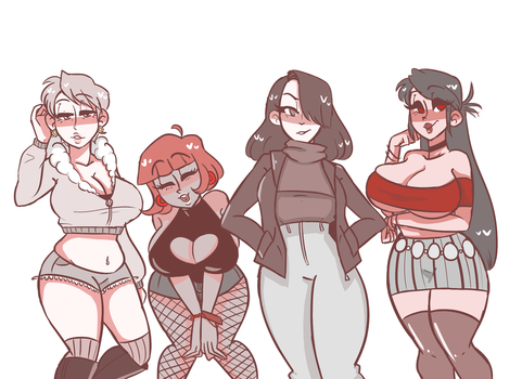 Thot Squad-Commission by SlickPens