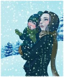 snow by spinDASH-