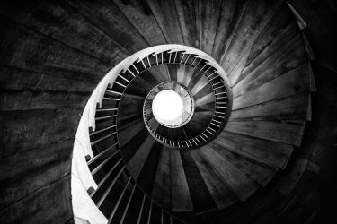 Upward Spiral by insolitus85