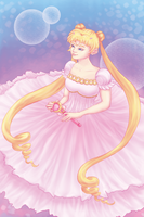 Princess Serenity by GosterMonster
