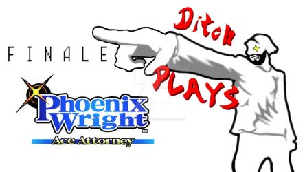Phoenix Wright Ace Attorney Finale thumbnail by MetalgearTwilight01
