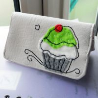 Cardholder - Cupcake by WishWithUs