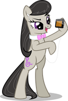 Octavia adores this garage band app by FoxTail8000