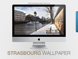 Strasbourg Wallpaper by MrFolder