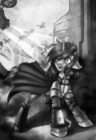 Fallout: Equestria 19 by LimreiArt