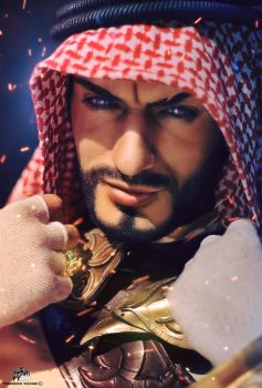 Shaheen - Tekken 7 Cosplay Close-UP by Leon Chiro by LeonChiroCosplayArt