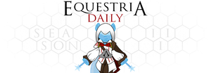 Equestria Daily Assassins Creed/Season 3 Banner by Alexstrazse