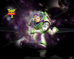 Toy Story 3 - Buzz by Jagouille