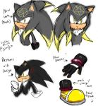 Demon new look Sketches by SonicMiku