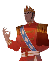 King Rendall by Drkav