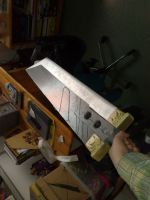 buster sword - final fantasy 7 by orgxiiifreak