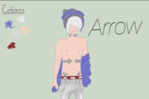 ref for Arrow by Slime-Frog