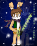 RQ - Lance the rabbit by Memories360