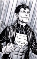 Superboy - Young Justice by craigcermak