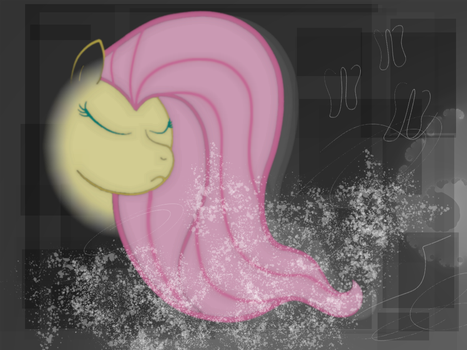 The Flutter(shy) of a Butterfly by My-Brony-Side