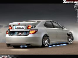 LEXUS IS 600H BACK by CypoDesign