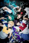 Sailor Moon S: Outer Senshi by maocosplay
