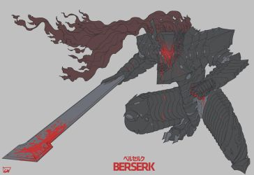 BERSERK - Gut's by obokhan