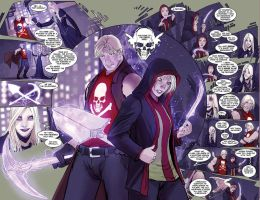 death vigil 2- the veilrippers! by nebezial