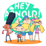 Hey Arnold! by lost-angel-less