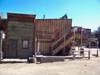 34 wild west town by dragon-orb