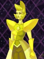 Yellowdiamond by OlgaMolotkivska