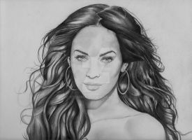 Megan Fox 5 by michimao