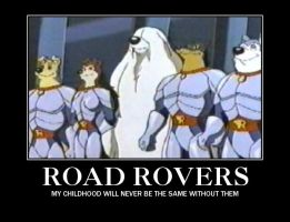 Road Rovers by desirefire1